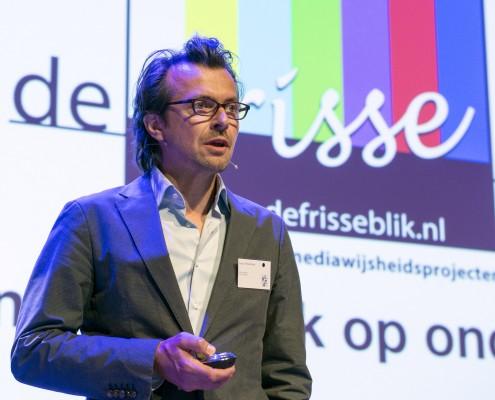 Lucas Westerbeek directeur De frisse blik en Bromet Film School