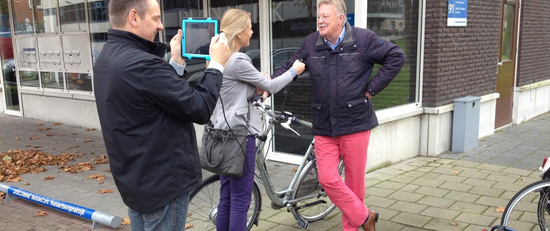 Als gemeenteambtenaar leren filmen met de iPad, workshop van 1 of 2 dagen speciaal voor gemeenten