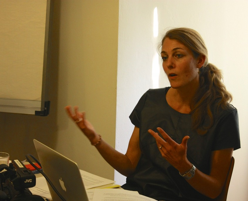 Saskia Boorsma docent research en researcher reportages Frans Bromet