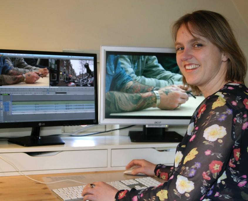 Jeannine Kooistra docent montage Final Cut Pro X